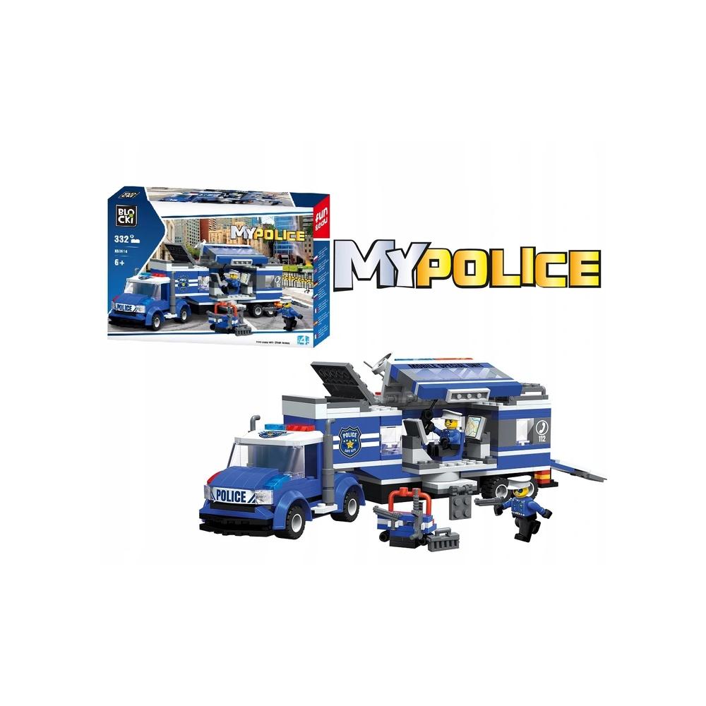 Mobilny Posterunek Policji...