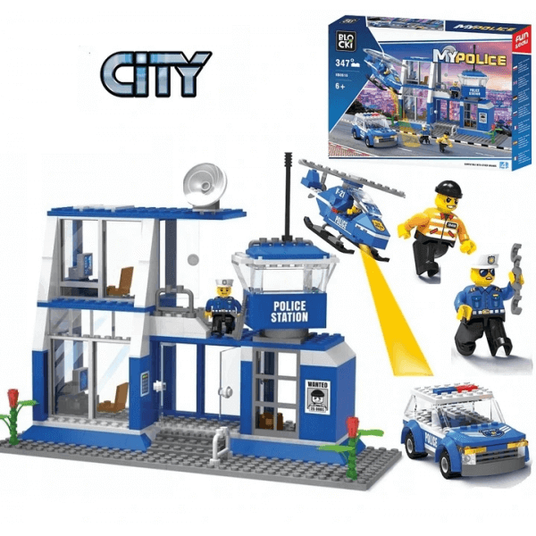 Klocki Blocki Lego...