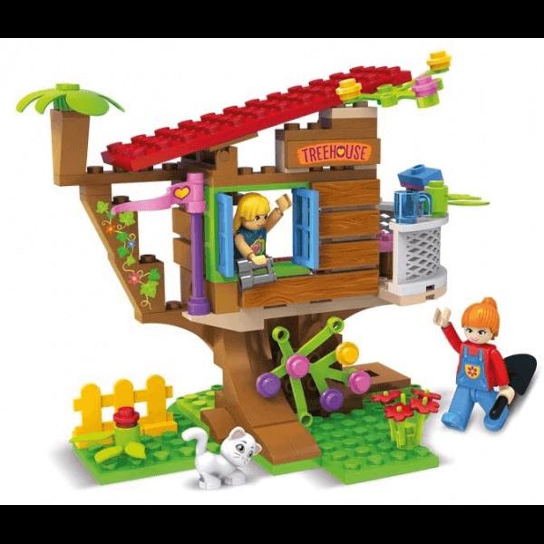 Domek na drzewie dla...
